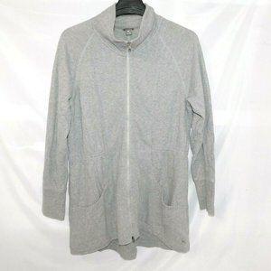 Eddie Bauer Womens XL Full Zip Cardigan Jacket
